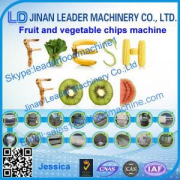 Green Vegetable chips process line