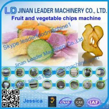 Colza oil Vegetable chips process line