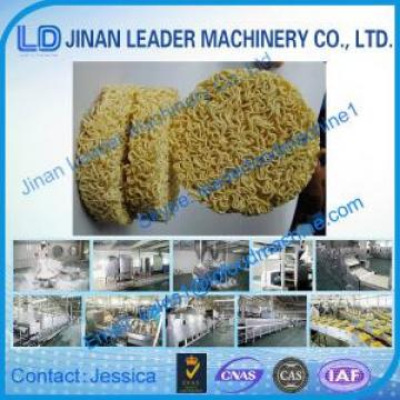 Instant noodles process line with Large capacity