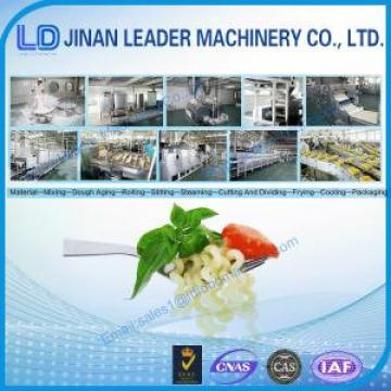 Automaticly Instant noodles process line (Steam type)