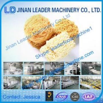 Instant noodles processing machine save energy