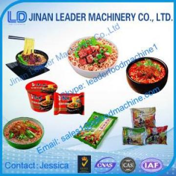 Automatic Instant noodles processing equipment China supplier
