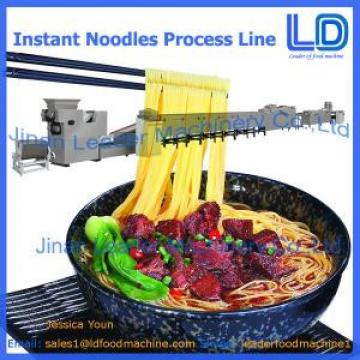 Instant noodles making machine ,snacks food machinery China Supplier