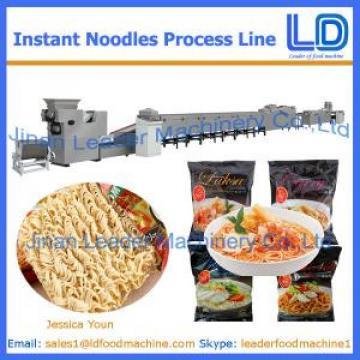 Instant noodles processing line