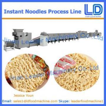 Instant noodles making machines/process line