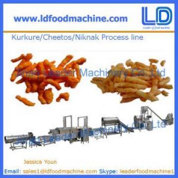 KURKURE /CHEETOS /NIKNAK Snacks food processing Equipment for sale