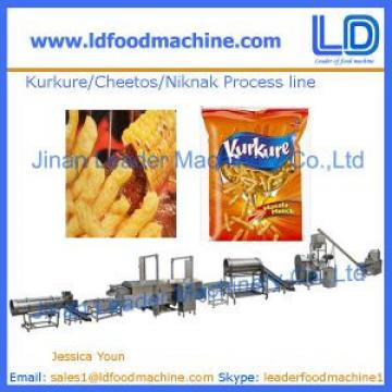 Good Quality KURKURE /CHEETOS /NIKNAK Snacks food processing Equipment