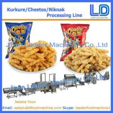 Automatic Kurkure/Cheetos Snacks food processing Equipment