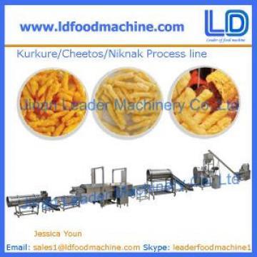 Hot Sale KURKURE /CHEETOS /NIKNAK Snacks food processing Equipment
