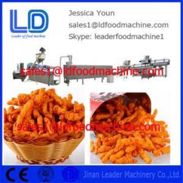 China KURKURE /CHEETOS /NIKNAK Snacks food processing Machinery