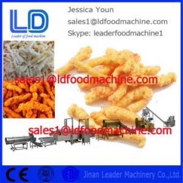 KURKURE /CHEETOS /NIKNAK Snacks food processing Equipment made in china