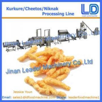 High quality Automatic Kurkure/Cheetos Snacks food processing Equipment