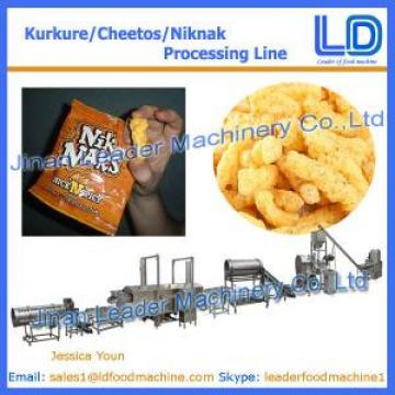 Kurkure /Cheetos /Niknak making machine
