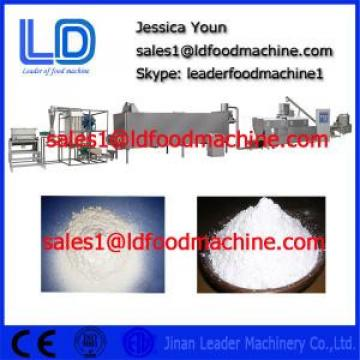 Big Capacity Extruded Modified Starch Plant