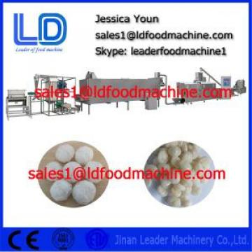 Made in china Extruded Modified Starch processing line