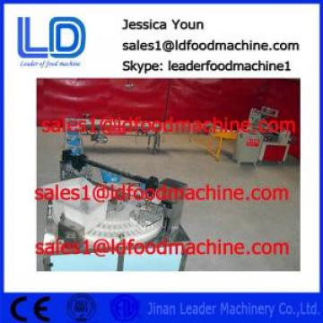 Automatic Healthy Puffed Roasted Barley Granola Bar processing line