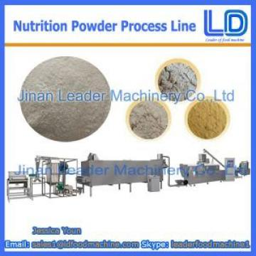Nutrition powder /baby rice powder making machine