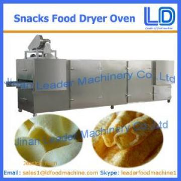 High Quality Roasting Oven,Dryer for puff snacks