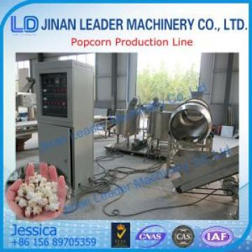 New Popcorn production line