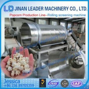 2015 Popcorn production line
