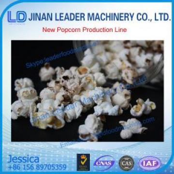Jinan Leader Popcorn production line