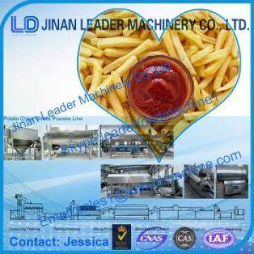 Potato chips sticks food processing line,automatic machine hot sale