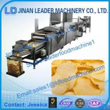 Automatic Potato chips processing equipment  with CE ISO