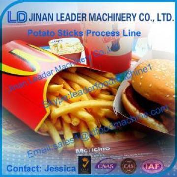 Potato chips sticks food processing line,automatic machine best quality