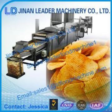 Automatic Potato chips processing equipment ,making machine with CE