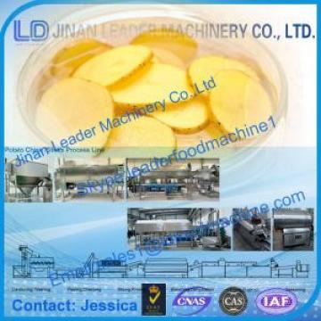 Potato chips sticks food processing machinery hot sale
