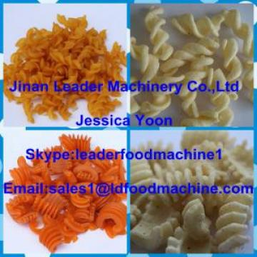 Big capacity Automatic Screw/shell/chips frying food extrusion machine