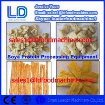 Price Automatic Textured Soya Protein making machinery
