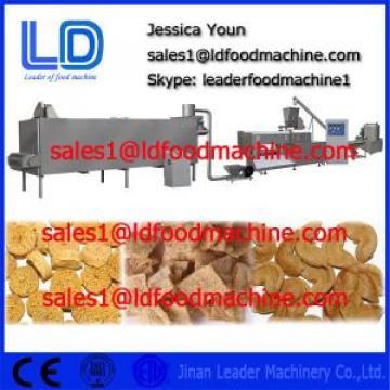 HIgh quality TVP TSP Soya bean protein food processing Equipment