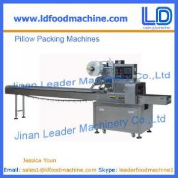 Pillow packing machine,snacks pillow packaging machines