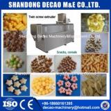 ss304 stainless steel puffy snacks food processing line manufacturer