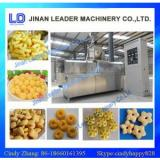 automatic twin screw expanded snack food process line /  corn puffed snacks food