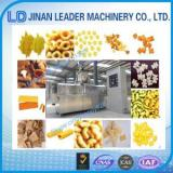 Stainless steel wheat rice corn puff food extruder machine