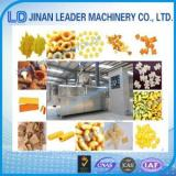 Puffed cheese ball corn snack extruder machine Jinan factory