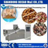 Pet   Fish Animal Food Processing Machine floating feed pellet machine