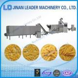 Small spaghetti macaroni making single screw extruder machine