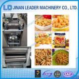 Automatic machine for food Fried wheat flour snack machinery crispy snack machine