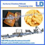 small scale kurkure extruder machine plant manufacturer made in china