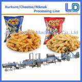 Kurkure Snack Production Line cheetos puffs making machine
