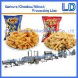 Kurkure Snack Production Line kurkure chips extruder machine