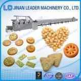 Automatic chocolate milk small biscuit cookies making  machine equipment