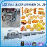 Low consumption soft waffle cookies biscuit food production line