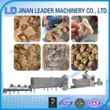Industrial textured soya protein snacks food industry machinery