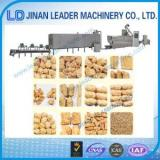 Multi-functional wide output range soybean protein production line