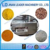 Artificial / Nutrition Rice Processing Line food production machine