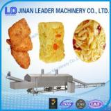 Stainless steel puffed food potato chips gas fryer processing machinery